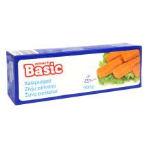 Žuvies piršteliai RIMI BASIC, 36% žuv., 900g