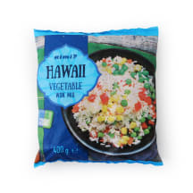 Šald.havajiet. daržovių mišinys RIMI, 400g