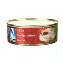 Makrell tomatikastmes Northland 240g
