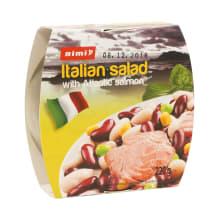 Salāti Rimi itāļu ar lasi 220g
