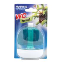 Tualetes bloks Marine ar priežu aromātu 55ml