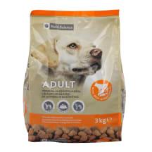 Suņu barība NutriBalance liellopa,dārzeņu 3kg