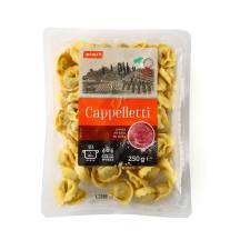 Pasta Rimi Capelletti ar gaļu 250g