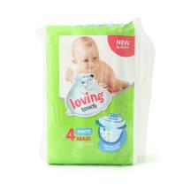 Biksītes Loving Touch 4 Maxi 8-13 kg 42gab.