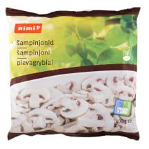 Šaldyti pievagrybiai RIMI, 400 g