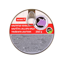 Liellopu gaļa Rimi sautēta 250g