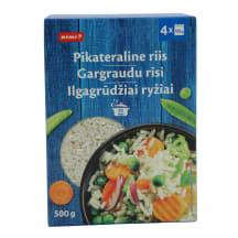 Ilgagrūdžiai ryžiai RIMI, 4 pak. x 125g, 500g