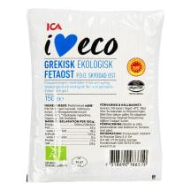 Siers ICA I love ECO feta 150g