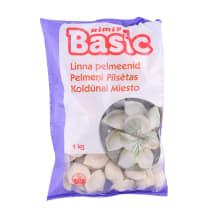 MIESTO koldūnai RIMI BASIC, 1 kg