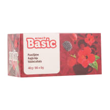 Tee puuvilja Rimi Basic 20x2g