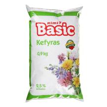 Kefyras RIMI BASIC, 2,5% rieb., 0,9kg