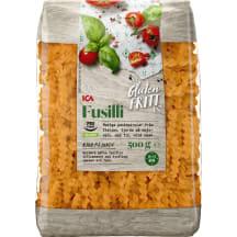Pasta Fusilli ICA gluteenivabad 500g