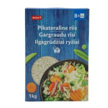 Ilgagrūdžiai ryžiai RIMI, 8 x 125g, 1kg