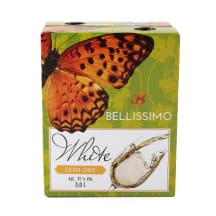 Vein Bellissimo White Semi Dry 3l