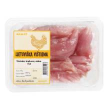 Viščiukų broilerių vidinė filė RIMI, 1 kg