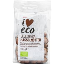 Lazdu rieksti I Love Eco 100g