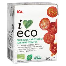 Tomāti I Love Eco sasmalcināti 390g