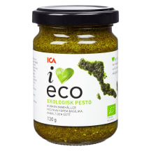 Pesto I Love Eco bazilika 130g