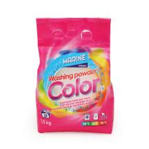 Veļas pulveris Marine Color 1,5kg