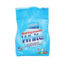 Veļas pulveris Marine White 1,5kg