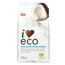 Kokosriekstu skaidiņas I Love Eco 200g