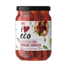Päikesekuivatatud tomatid I Love Eco 135g