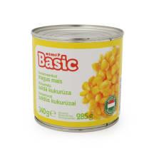 Konservuoti kukurūzai RIMI BASIC, 340g/285g