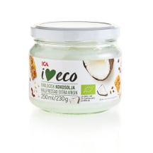 Kokosriekstu eļļa I Love Eco aukstā sp. 250ml