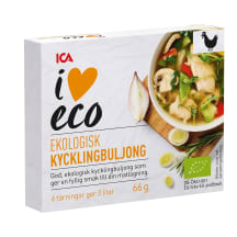 Buljons I Love Eco vistas 66g