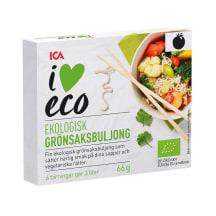 Köögiviljapuljong I Love Eco 66g