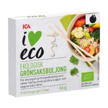 Ekologiškas daržovių sultinys I LOVE ECO, 66g