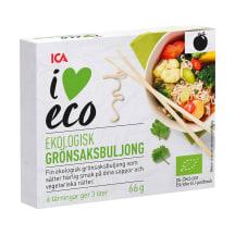 Buljons I Love Eco dārzeņu 66g