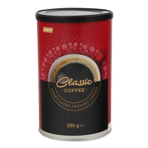 Kohv lahustuv granuleeritud Rimi 250g