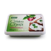 Šviežias sūris su čes. RIMI, 20% reb., 150g