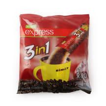 Tirpios kavos gėrimas RIMI 3in1, 180 g