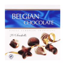 Šokolādes konfektes Rimi Seashells 250g