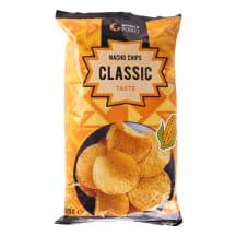 Kukurūzų traškučiai RIMI NACHO CLASSIC, 200g