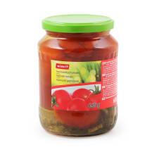 Marinuoti pomidorai RIMI, 660g/360g