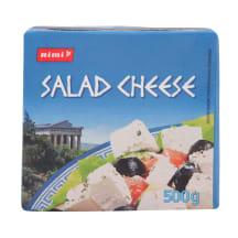 Salatijuust Rimi 40% 500g