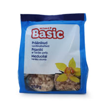 Prjaņiki Rimi Basic ar vaniļas garšu 250g