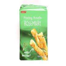 Sūrios lazdelės su rozmarinais RIMI, 125g