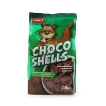 Teraviljahelbed kakaoga Choco shells 250g