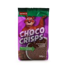 Paisutatud riis šokolaadis Chococrisps 250g