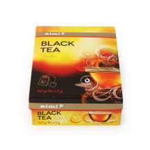 Juodoji arbata RIMI, 80 vnt., 160g