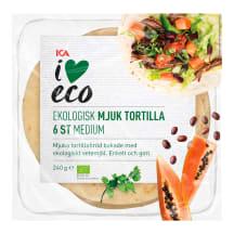 Nisutortiljad I Love Eco 240g