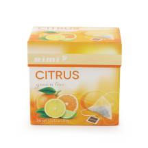 Zaļā tēja Rimi citrus 20x1,8g