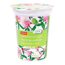 Maitsestamata jogurt Rimi 400g