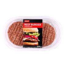 Veiselihast burgeripihvid Americano 220g