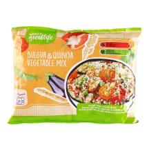 Bulgurs-kvinoja Rimi Goodlife ar dārzeņ. 500g