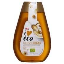 Ekoloģisks medus I Love Eco 350g